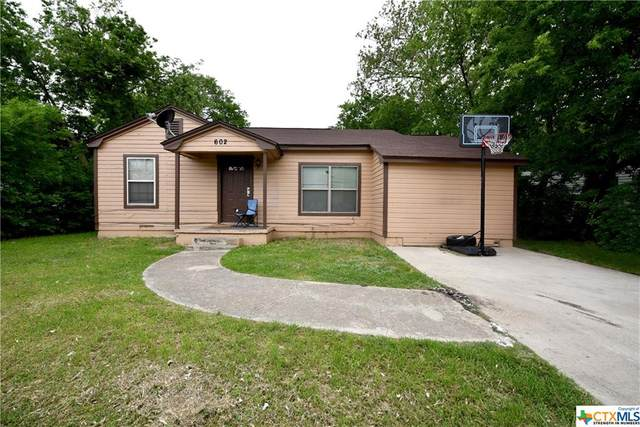 602 Valley Road, Killeen, TX 76541 (MLS #438076) :: The Real Estate Home Team
