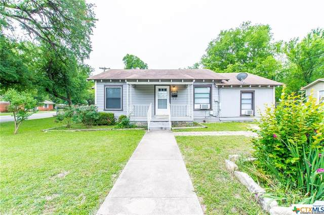 217 E 11th Avenue, Belton, TX 76513 (MLS #438104) :: The Real Estate Home Team