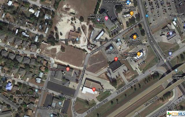 000 Pan American Drive, Harker Heights, TX 76548 (MLS #438120) :: The Myles Group