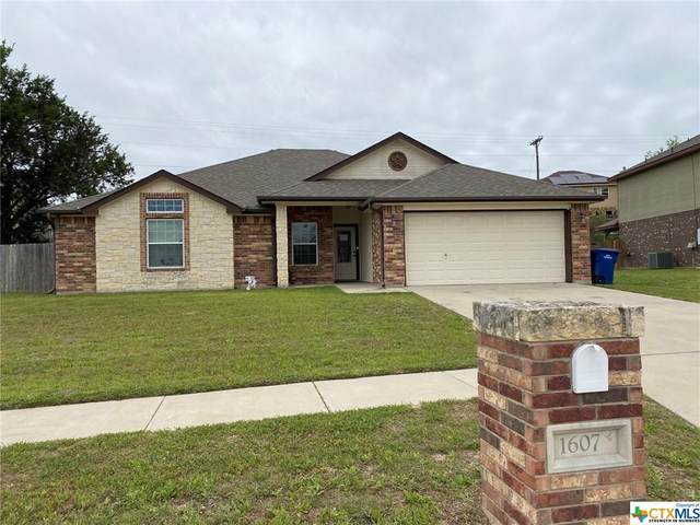 1607 Indian Camp Trail, Copperas Cove, TX 76522 (MLS #438158) :: Texas Real Estate Advisors