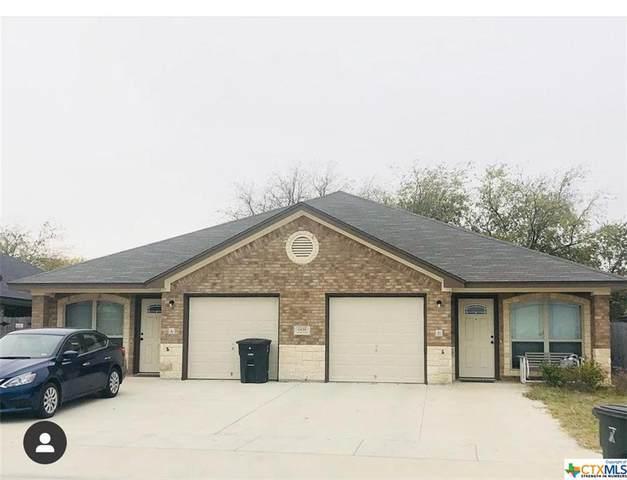 605 Sladecek Drive, Killeen, TX 76542 (MLS #438265) :: The Myles Group