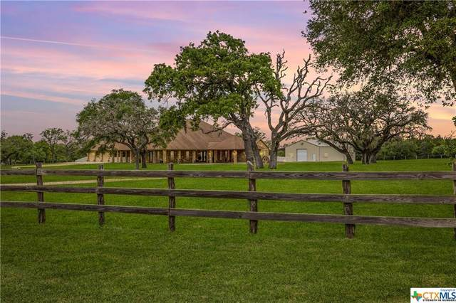 774 County Road 449, Hallettsville, TX 77964 (MLS #438266) :: The Zaplac Group