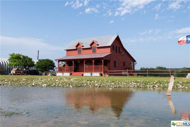 350 Ramms Drive, Florence, TX 76527 (MLS #438338) :: RE/MAX Family