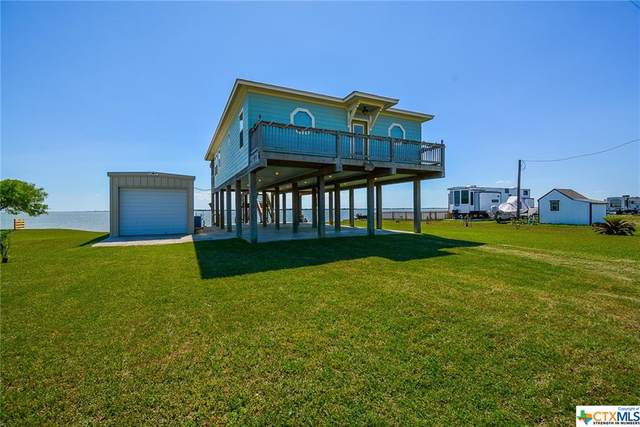 738 Porpoise Drive, Palacios, TX 77465 (MLS #438343) :: The Real Estate Home Team