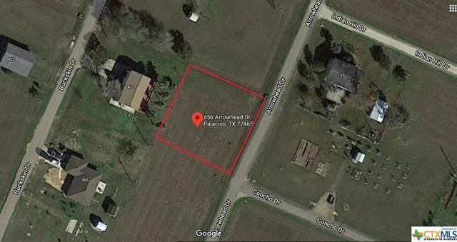 456 Arrowhead, Palacios, TX 77465 (MLS #438348) :: Texas Real Estate Advisors