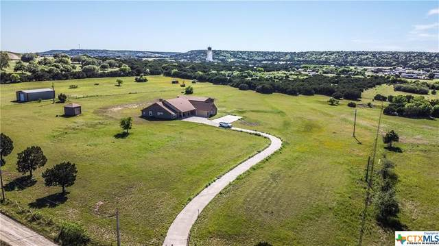 818 Herzog Mountain Lane, Copperas Cove, TX 76522 (MLS #438379) :: The Real Estate Home Team