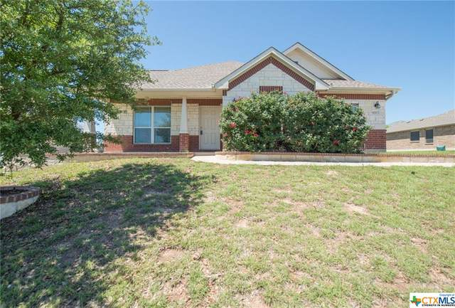 6003 Flag Stone Drive, Killeen, TX 76542 (MLS #438461) :: The Myles Group