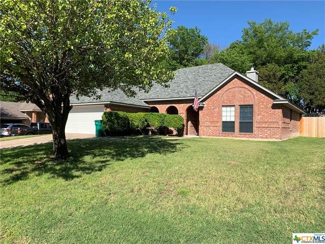 611 Citation Loop, Harker Heights, TX 76548 (MLS #438473) :: The Myles Group