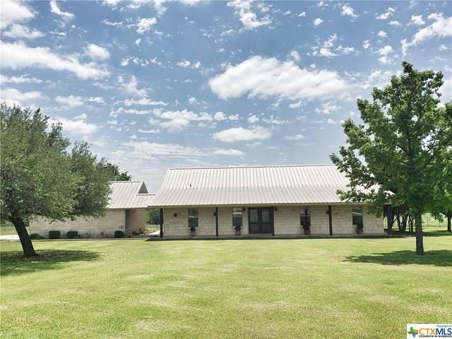 314 Old Pidcoke Road, Gatesville, TX 76528 (MLS #438484) :: The Myles Group