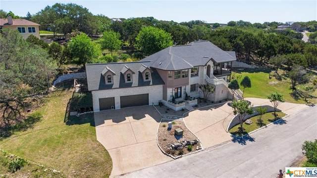 20902 Magellan Cove, Lago Vista, TX 78645 (MLS #438486) :: The Real Estate Home Team
