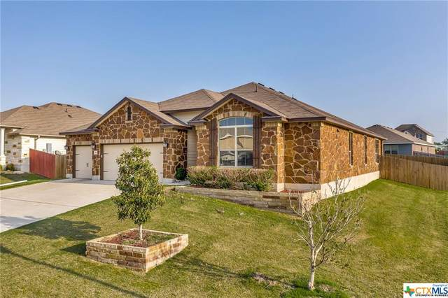 1457 Lubbock Drive, Copperas Cove, TX 76522 (MLS #438488) :: The Myles Group