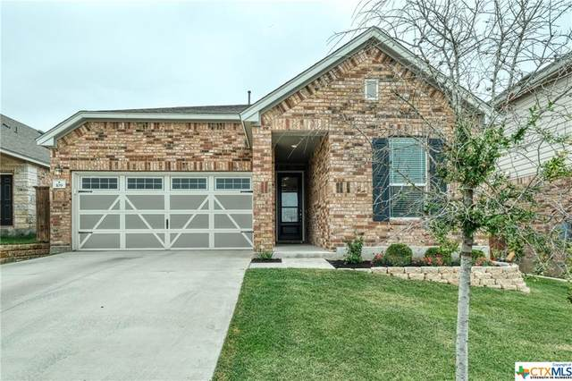109 Muenster Drive, Hutto, TX 78634 (MLS #438494) :: Rutherford Realty Group