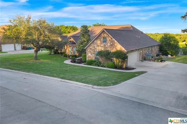 604 Cliff Drive, Belton, TX 76513 (MLS #438545) :: The Real Estate Home Team