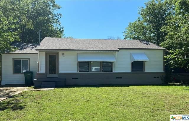 136 Circle Drive, Belton, TX 76513 (MLS #438548) :: RE/MAX Family
