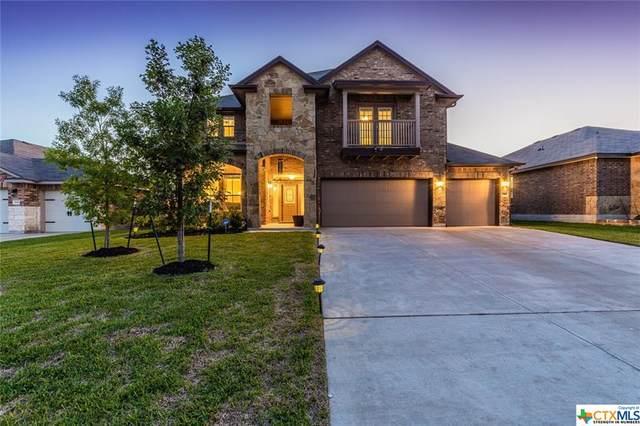 1114 Iron Glen Drive, Temple, TX 76502 (MLS #438550) :: Texas Real Estate Advisors