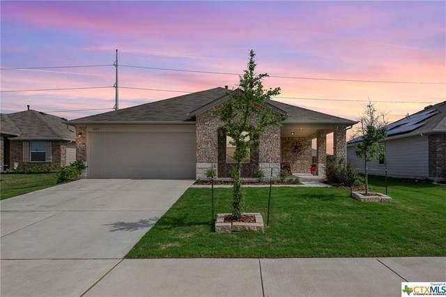 1007 Pembroke Court, Hutto, TX 78634 (MLS #438588) :: Texas Real Estate Advisors