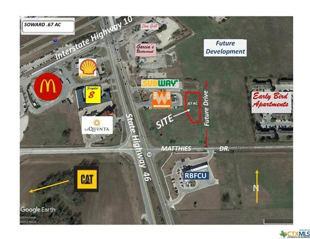 Vacant Commercial State Highway 46, Seguin, TX 78155 (MLS #438610) :: Texas Real Estate Advisors