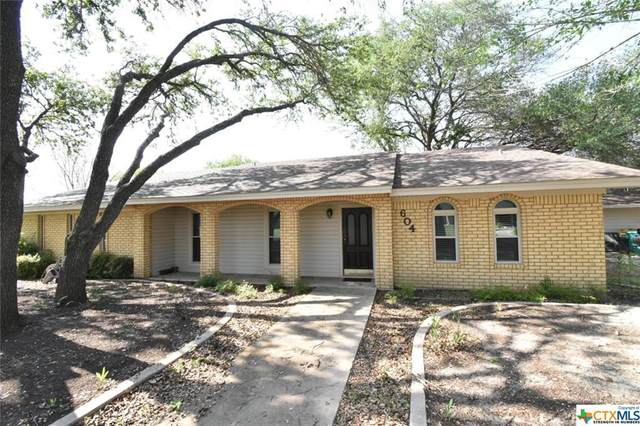 604 White Oak Lane, Harker Heights, TX 76548 (MLS #438626) :: The Zaplac Group