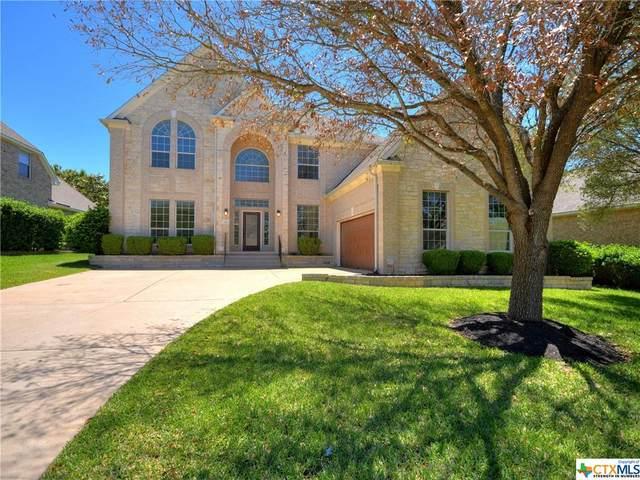 2822 Cool River Loop, Round Rock, TX 78665 (MLS #438653) :: Texas Real Estate Advisors