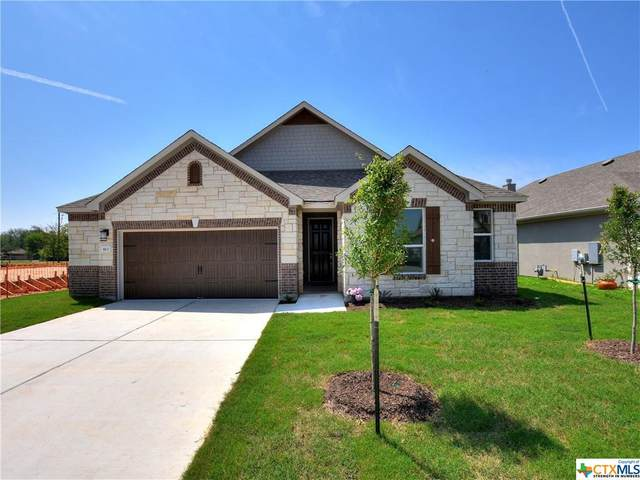 813 Desaix Drive, Georgetown, TX 78628 (MLS #438671) :: RE/MAX Family