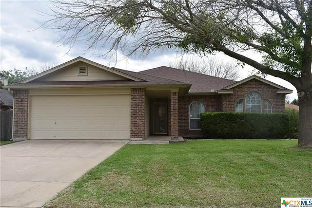 5305 Barkey Court, Killeen, TX 76542 (MLS #438672) :: Vista Real Estate