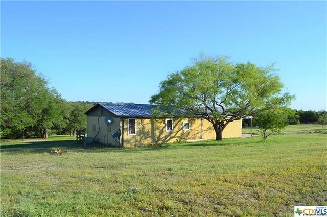 596 Pr 3435, Lampasas, TX 76550 (MLS #438688) :: The Real Estate Home Team