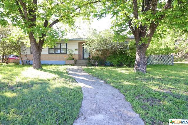 807 W 3rd Street, Lampasas, TX 76550 (MLS #438726) :: The Real Estate Home Team
