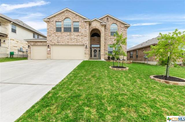 1127 Juneberry Park Drive, Temple, TX 76502 (MLS #438731) :: The Real Estate Home Team
