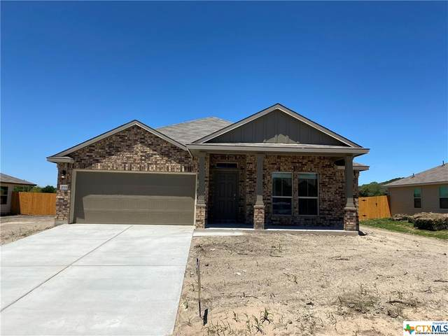 2018 Bee Creek Loop, Copperas Cove, TX 76522 (MLS #438733) :: Texas Real Estate Advisors