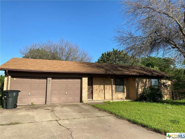 1706 Sherman Drive, Killeen, TX 76543 (#438759) :: Realty Executives - Town & Country