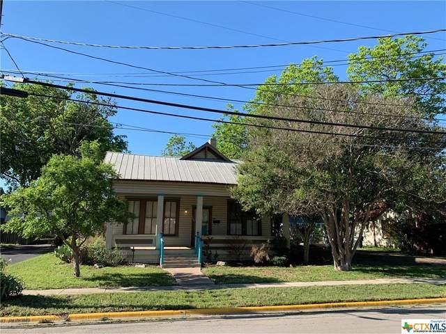406 Harvey Street, San Marcos, TX 78666 (MLS #438774) :: The Real Estate Home Team