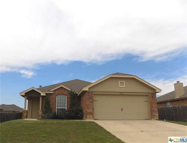 2705 Uvero Alto Drive, Killeen, TX 76549 (MLS #438793) :: RE/MAX Family