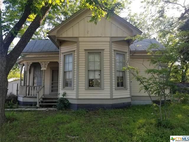 1070 Sanger Avenue, New Braunfels, TX 78130 (MLS #438795) :: Texas Real Estate Advisors