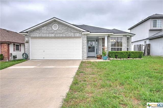 1207 Saddle Drive, Killeen, TX 76543 (MLS #438803) :: The Barrientos Group