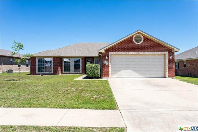 2208 Jake Drive, Copperas Cove, TX 76522 (MLS #438820) :: The Real Estate Home Team