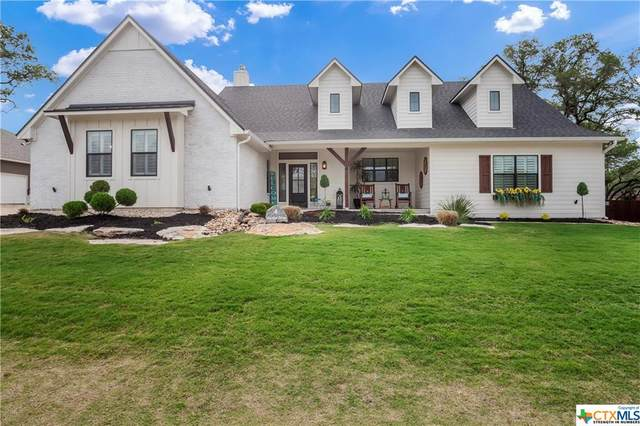 4 Riverstone Parkway, Belton, TX 76513 (MLS #438833) :: The Real Estate Home Team
