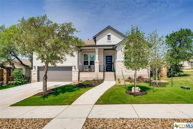 204 Panzano Drive, Georgetown, TX 78628 (MLS #438838) :: Texas Real Estate Advisors