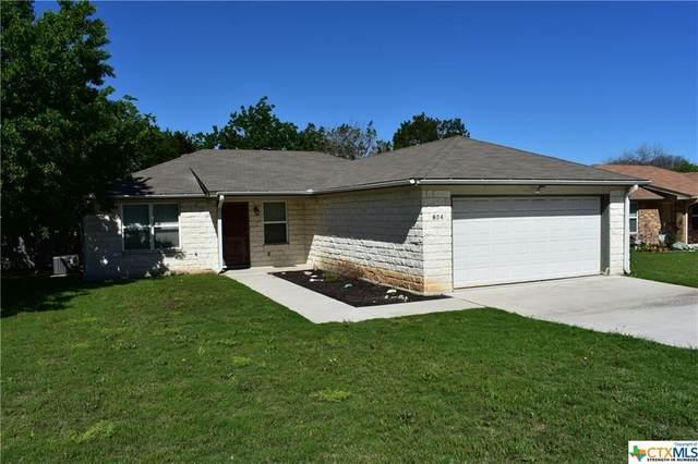 804 S Mcneil Street, Burnet, TX 78611 (MLS #438845) :: The Curtis Team
