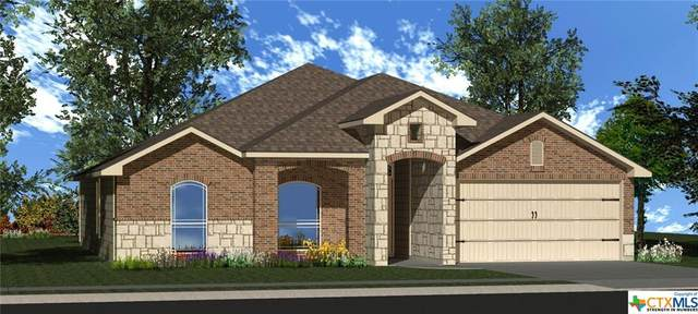 414 Paddock Lane, Killeen, TX 76542 (MLS #438849) :: Texas Real Estate Advisors