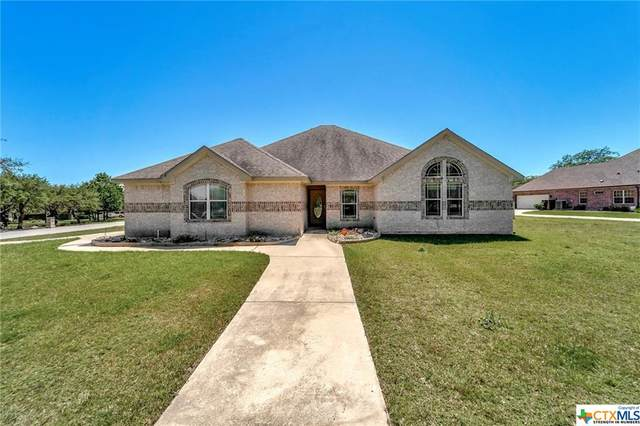 3002 Sun Temple Circle, Copperas Cove, TX 76522 (MLS #438890) :: Texas Real Estate Advisors