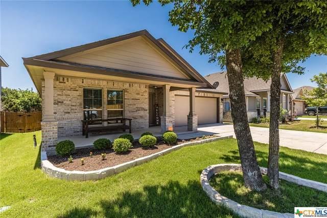 4825 Rosaline Drive, Belton, TX 76513 (MLS #438912) :: The Myles Group