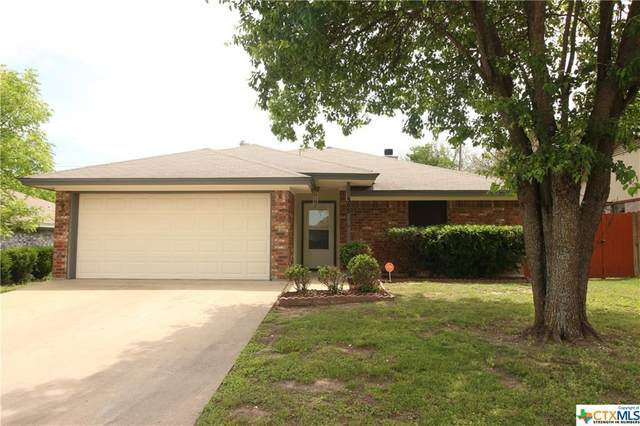 308 Wagontrain Circle, Copperas Cove, TX 76522 (MLS #438940) :: Texas Real Estate Advisors