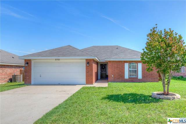 2701 Wesley Drive, Killeen, TX 76549 (#438942) :: Realty Executives - Town & Country