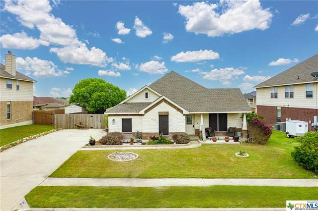 6008 Flat Slate Drive, Killeen, TX 76542 (MLS #438946) :: RE/MAX Family