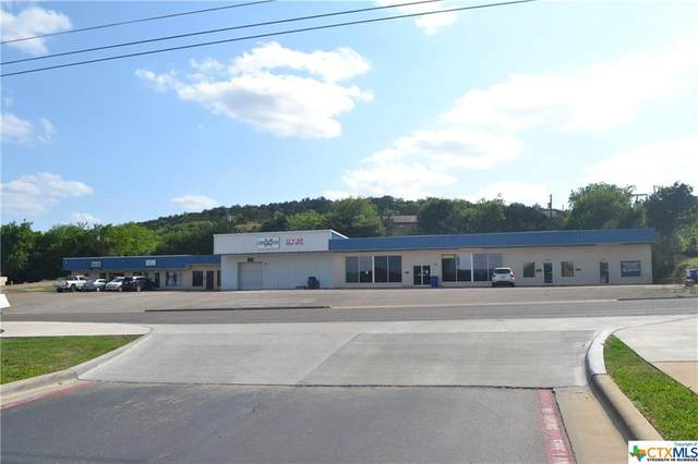 1302-1312 S Fm 116, Copperas Cove, TX 76522 (MLS #438950) :: Texas Real Estate Advisors