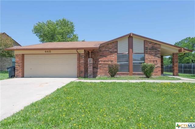 4411 Creekside Drive, Killeen, TX 76543 (MLS #438967) :: Texas Real Estate Advisors