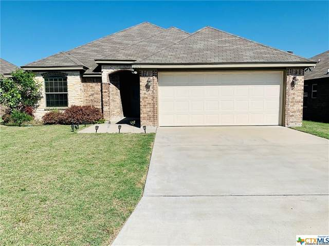 2601 Nolan Creek Street, Temple, TX 76504 (MLS #439015) :: The Barrientos Group