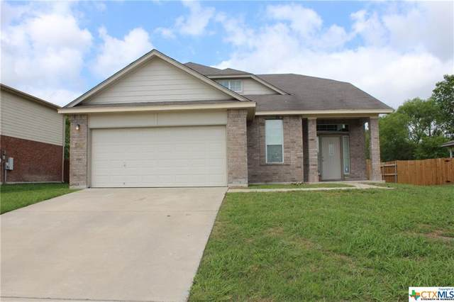 5609 Chuckwagon Circle, Killeen, TX 76542 (MLS #439042) :: RE/MAX Family
