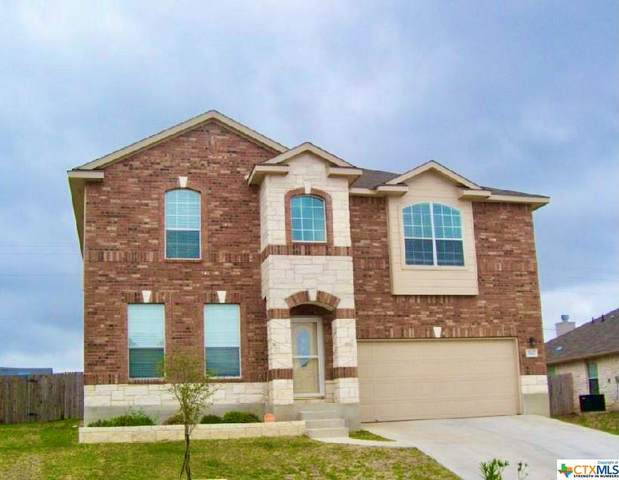 2607 Red Fern Drive, Harker Heights, TX 76548 (MLS #439049) :: The Barrientos Group
