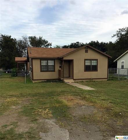 406 N 2nd Street, Copperas Cove, TX 76522 (MLS #439168) :: The Real Estate Home Team